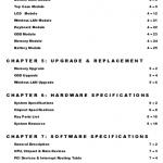 Asus S3N series S300N service manual