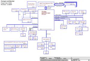 acer Aspire 5220 5220G 5520 5520G 7520 7520G 7220 schematic diagram