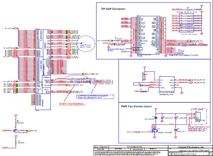 Hp Pavilion Dv4 Schematic Diagram Uma   U2013 Laptop Schematic