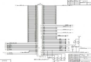 Lenovo Thinkpad R61 schematics USB