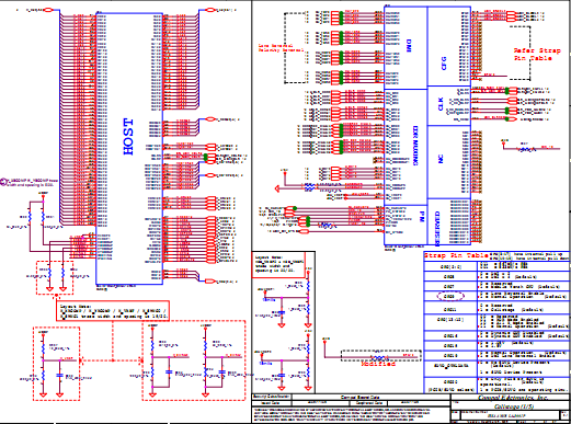 Toshiba Satellite P35 Laptop Schematic Diagramla2371 Images