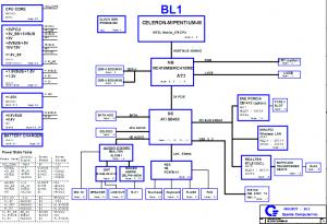 Toshiba L30 Block Diagram