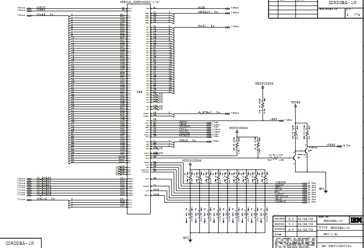 Ibm Thinkpad T30 Schematic Diagram  U2013 Laptop Schematic
