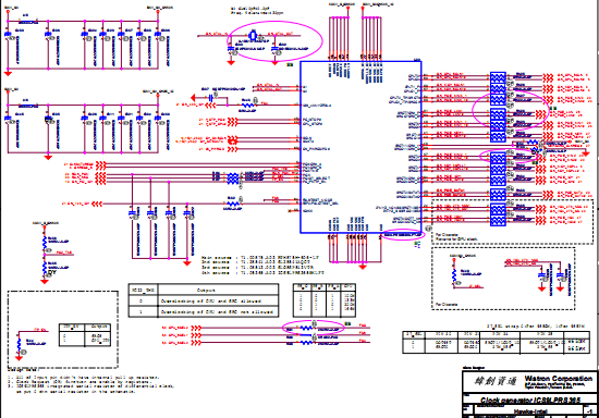 Dell Xps M1530 Laptop Schematic Diagram  U0026 Boardview