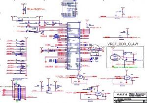 HP Compaq V3000 V3500    DV2000    AMD     schematic        Laptop    Schematic