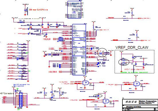 HP circuit diagram – Laptop Schematic