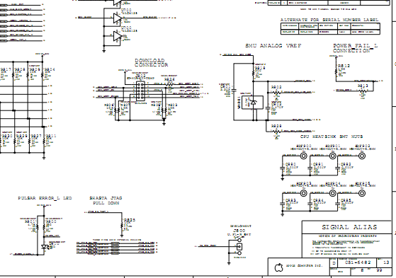 Apple Schematics  U2013 Page 7  U2013 Laptop Schematic