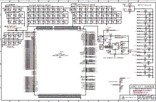 Apple Q41 Schematic Diagram