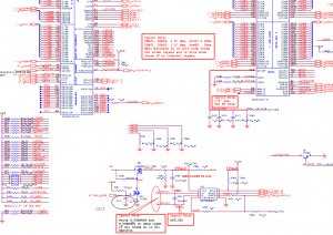 CLEVO M540SE Schematic Diagram