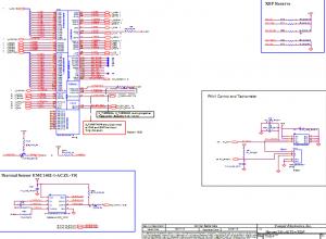 Dell Vostro 1310 circuit diagram