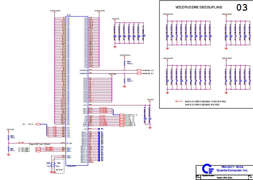 Lenovo Thinkpad Z61t Notebook Schematic Diagram  U2013 Laptop Schematic