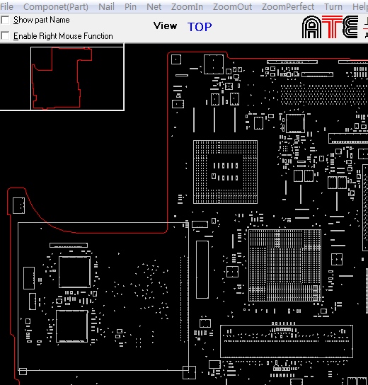 Dell Latitude D520 Schematic diagram & Boardview – Laptop Schematic