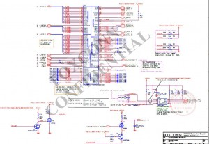 Sony MBX-160 MS70 Schematics