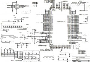 UNIWILL 245KIX 255KIX schematics