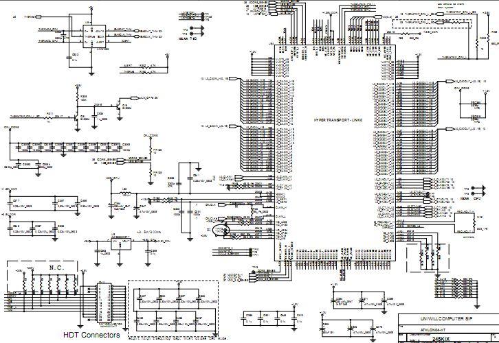hasee s261c s262c s263c s262d s263d t280s schematics