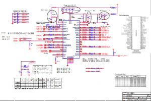 UNIWILL L50II0 Schematics
