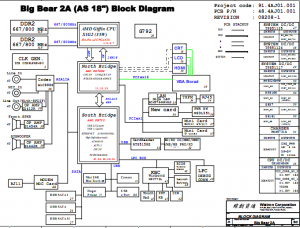 acer aspire 8530 schematic diagram big bear 2a   u2013 laptop