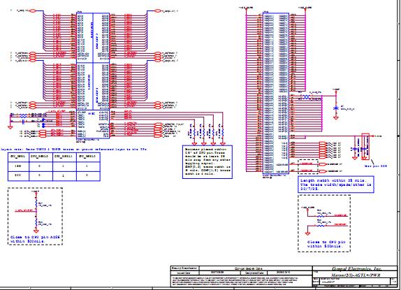 Hp Compaq Presario C700 Schematics La