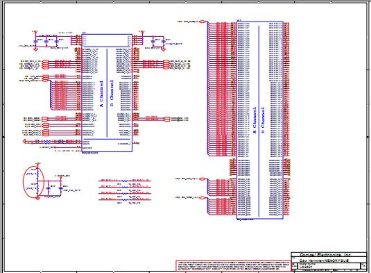 Hp Pavilion Zv6000 Laptop Schematic Diagram  U2013 Laptop Schematic