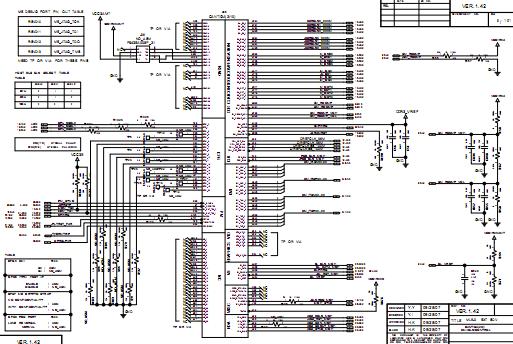 Lenovo Thinkpad T400 Schematic Diagram  U2013 Laptop Schematic