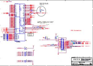 HP Compaq Presario CQ60 CQ70 HP    G50    G60 G60T    schematic       diagram      Board View Wistron Warrior