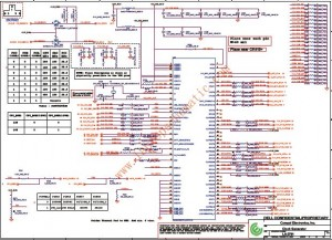 Dell Latitude D620 schematics