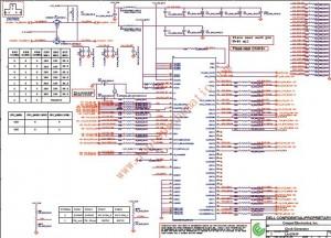 Dell Latitude D430 schematics