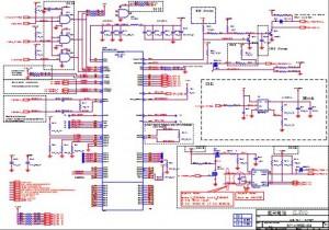 CLEVO M540JE M550JE schematic