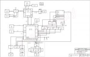 Apple M78 Block Diagram