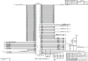 Thinkpad T61 schematic diagram(42W9347)