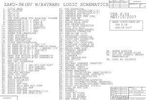 Thinkpad T61 schematic (42W9306)