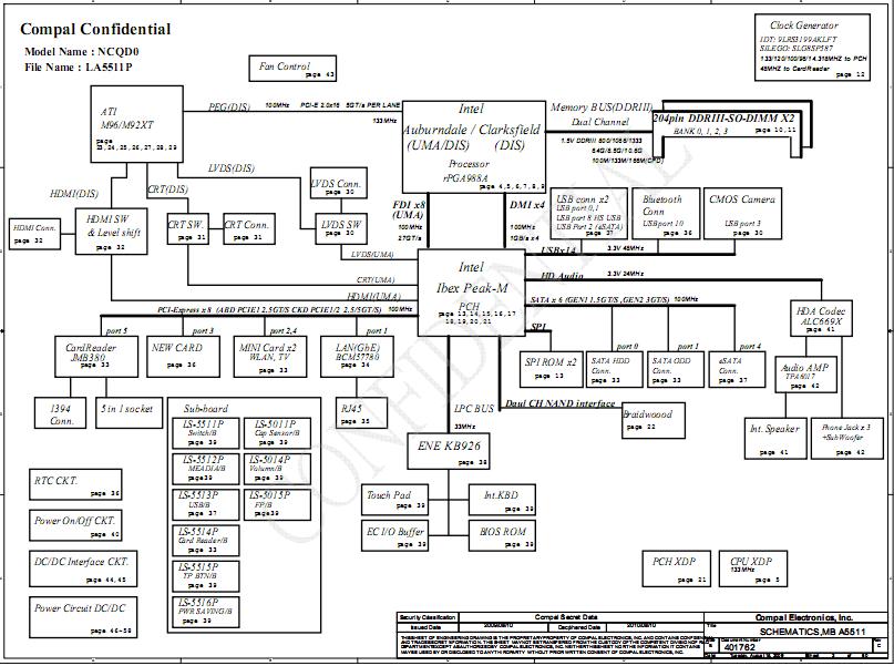 acer aspire 5940g laptop schematic diagram \u2013 laptop schematic