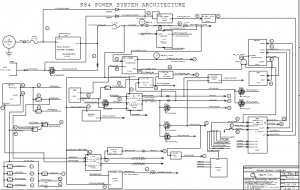 Apple K84_A1342 POWER SYSTEM ARCHITECTURE