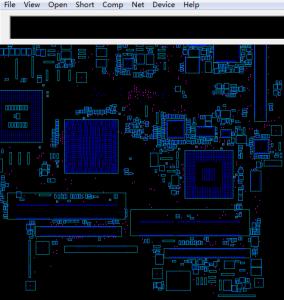 Dell Precision M6400 boardview