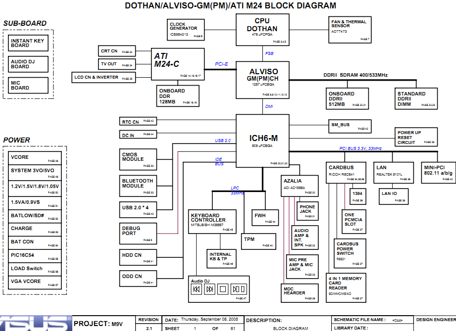 emachines wiring diagram