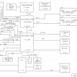Apple Macbook A1181 Logic Board schematic, 820-1889,  M42B