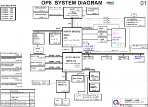compaq presario cq61 schematic  quanta op8  u2013 laptop schematic