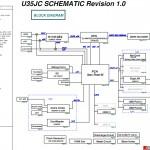 Asus U35JC schematic