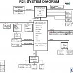 HP Pavilion G6/G7 (Discrete) schematic, Quanta R24