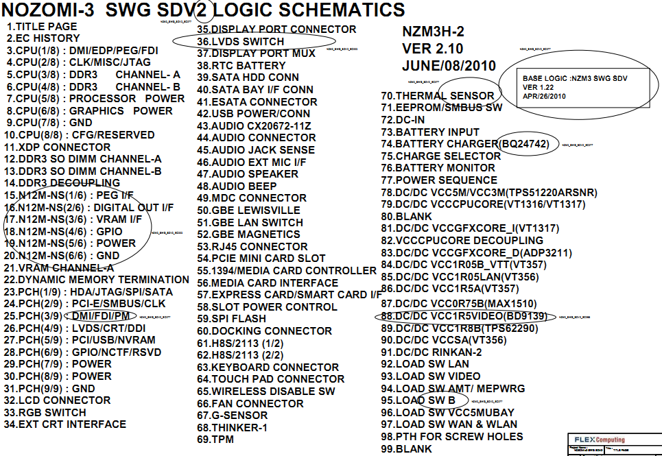 lenovo thinkpad t420 schematic  nozomi