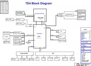 Toshiba Satellite L700 L745 Block Diagram