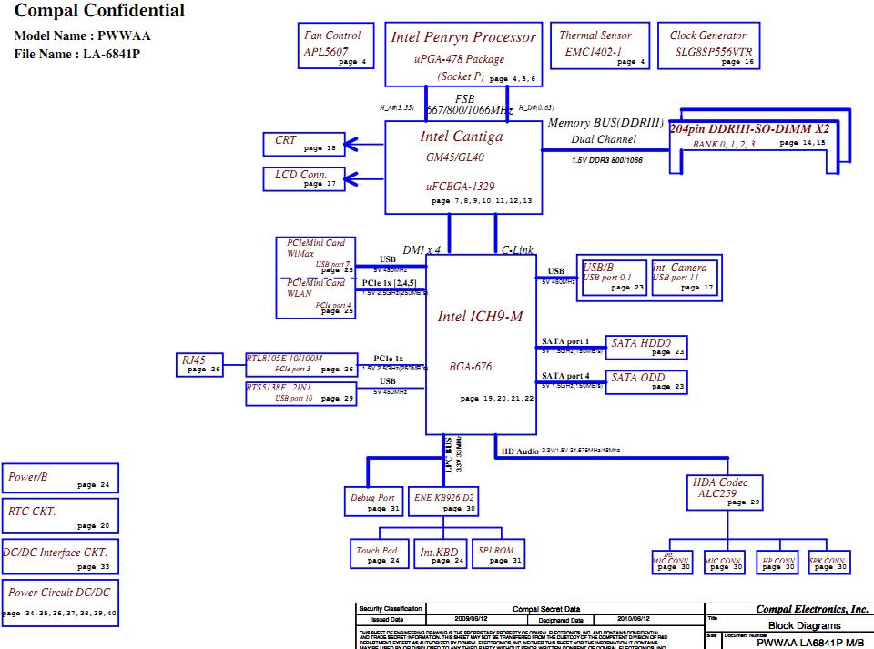 Toshiba Satellite C Block Diagram on Toshiba Laptop Motherboard Diagram