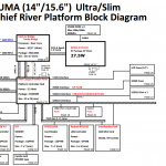 HP Sleekbook 14-156LA, QuantaVOLKS DA0U53MB6C0