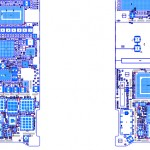 iPhone 5S 820-3382 schematic & Boardview Loyout