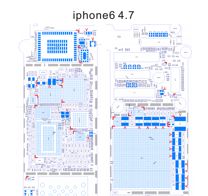 Iphone 5 Logic Board Schematic on car ac schematic diagram