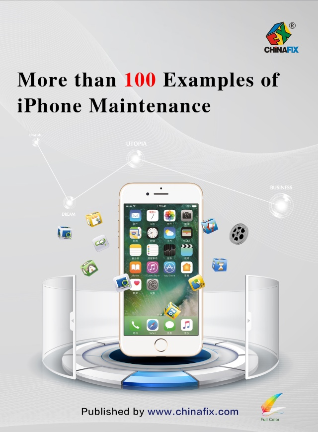More than 100 examples of iPhone maintenance Book(Full Color) [eBook]