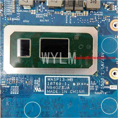 Dell Latitude 3301 18769-1 Motherboard