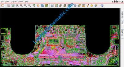 Dell XPS 15 9560 Precision 5520 LA-E331P Boardview