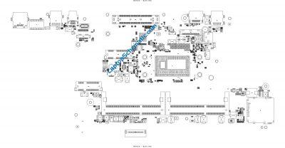 Dell Latitude E7440 VAUA0 LA-9591P Boardview Searchable PDF file