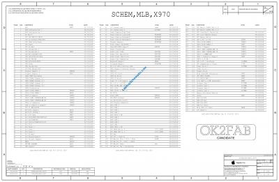 MacBook Pro 16 A2141 820-01700 Schematics